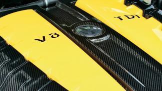 Volkswagen Amarok V8 TDI Passion motor