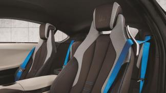 BMW i8 Concours d'Elegance Edition asientos