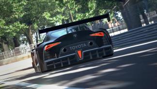 Toyota FT-1 Vision GT Concept zaga
