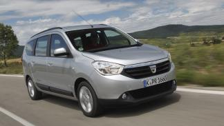 Dacia Lodgy GLP frontal