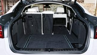 Maletero del BMW X4