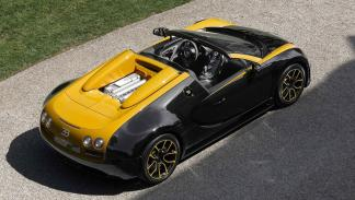 Bugatti Veyron Grand Sport Vitesse One of One trasera
