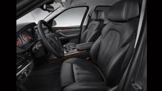 BMW X5 Security Plus - plazas delanteras