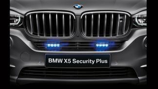 BMW X5 Security Plus - luces