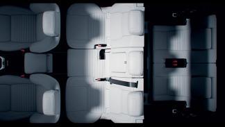 Land Rover Discovery Sport fila asientos