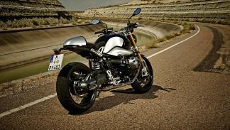 BMW R nineT estática