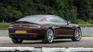 Aston Martin Rapide S trasera