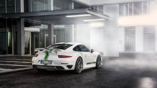 Porsche 911 Turbo Techart trasera