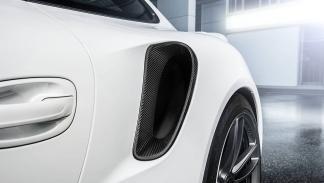 Porsche 911 Turbo Techart fibra carbono