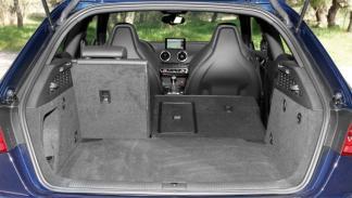 Audi S3 2014 maletero