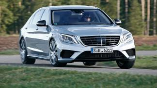 Mercedes-Benz S 63 AMG L 4Matic