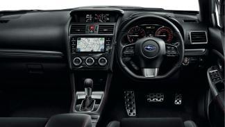 Nuevo Subaru WRX S4, solo para el mercado japonés
