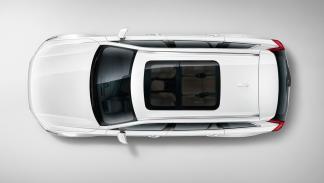 Volvo XC90 techo
