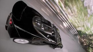 Dinámica del Hennessey Venom GT Spyder