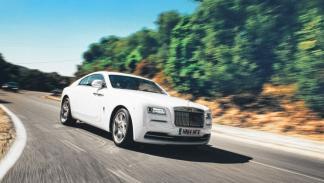 Rolls-Royce Wraith delantera