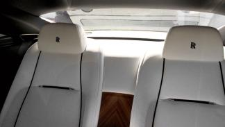 Rolls-Royce Wraith vista trasera
