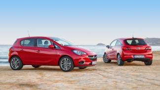 Opel Corsa 2015 versiones