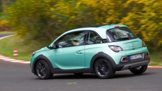 El Opel Adam Rocks será por ahora la versión más potente de la gama