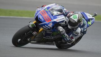 Nuevo casco Jorge Lorenzo Silverstone