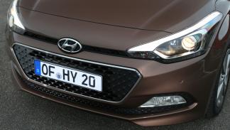 Hyundai i20 2014 faros