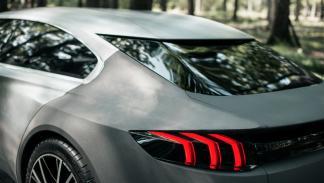 Peugeot Exalt zaga