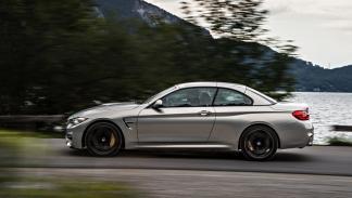 Lateral del BMW M4 Cabrio