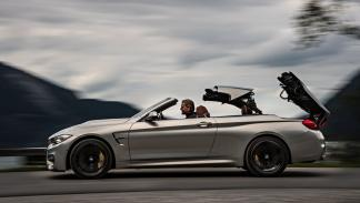Capotando el BMW M4 Cabrio