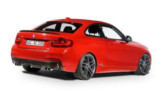 BMW Serie 2 AC Schnitzer trasera