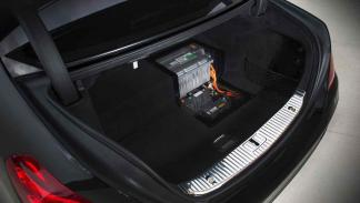 Mercedes S 500 Plug-In Hybrid batería alimentación