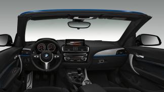 BMW Serie 2 Cabrio M Sport interior