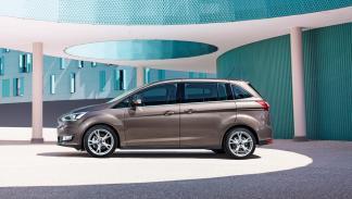 Ford C-Max 2015 y Grand C-Max 2015 puertas