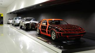 Exhibición Porsche 'Project: Top Secret' foto 2
