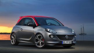 Frontal del Opel Adam S