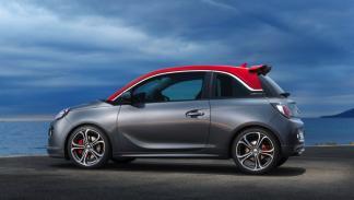 Lateral del Opel Adam S