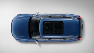 Volvo XC90 R-Design cenital