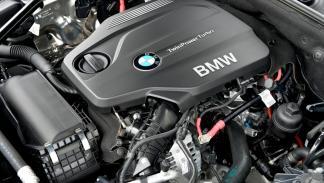 Nuevos BMW 518d y 520d motor
