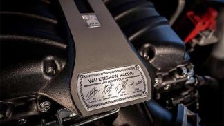 El Holden Commodore VF detalle