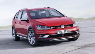 Volkswagen Golf Alltrack morro