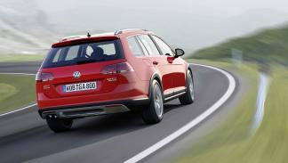 Volkswagen Golf Alltrack zaga