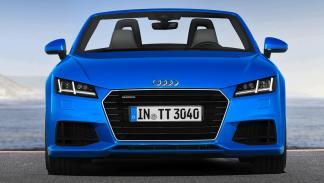 Audi TT roadster 2015 frontal