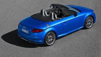 Audi TT roadster 2015 aerea