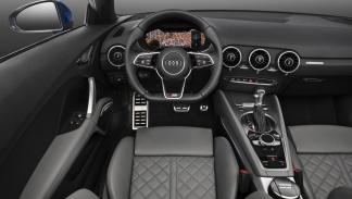 Audi TT roadster 2015 interior