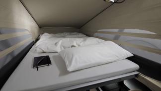 Mercedes Marco Polo cama