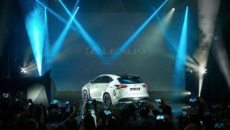 Lexus NX 300 de Will.i.am