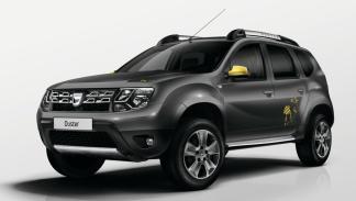 Dacia Duster Blackstorm delantera