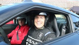 Nissan GTR Nismo Nurburgring Kike Ruiz