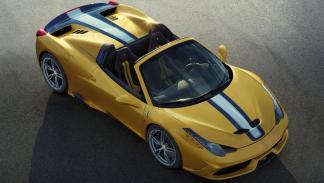 Ferrari 458 Speciale A aerea