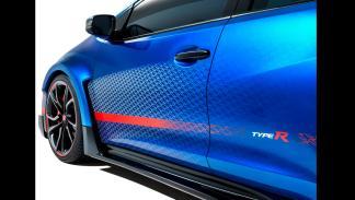 Honda Civic Type R Concept II - grafismo