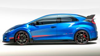 Honda Civic Type R Concept II - lateral
