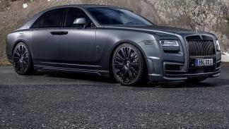 Rolls-Royce Ghost V-Spec tres cuartos